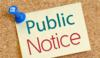 Public Notice of Master School Board Forum